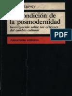 Harvey condicion postmoderna - 2parte-.pdf