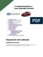 Manual de Mantenimiento y Reparaciones Hyundai Accent