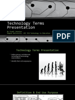 20 terms in educational technology