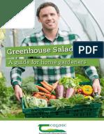 Greenhouse Salad Crops