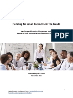 Funding Guide for Small Business Coaches