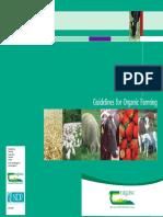 Guidelines Organic Farming
