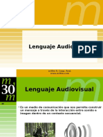 Documento Nº 6. Lenguaje Audiovisual_2013