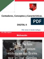 Contadores, Conceptos y Características