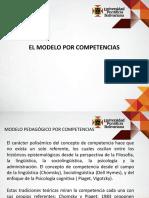 Modelo Pedagógico Por Competencias(1)