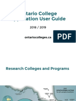2017-18 ontario college applicant tutorial