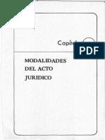 10.- Modalidades del acto juridico.pdf