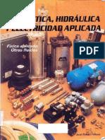 Neumatica, Hidraulica y Electricidad aplicada (Roldan viloria).pdf