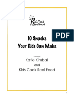 10+Snacks+Your+Kids+Can+Make+Courtesy+of+Kids+Cook+Real+Food