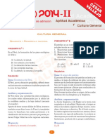 2014 II Aptitud Academica