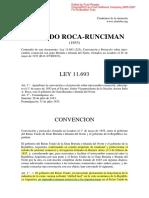 Tratado Roca Runciman