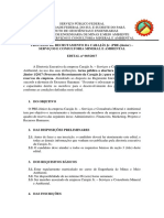 Edital Pre-júnior Carajás 2017
