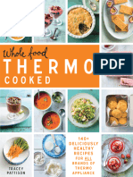 Whole Food Thermo Cooked by Tracey Pattison.epub
