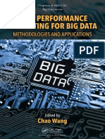 High Performance Computing for Big Data