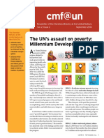 Cmf@Un Newsletter - Vol. 2 Issue 2 - September 2014 - English