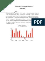 Economia Peruana Periodo 2006-2010