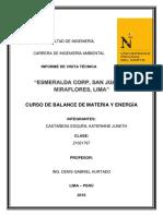 Katerhine Castañeda ESMERALDA CORP
