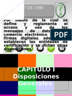 Ley 527 de 1999