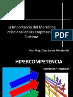 VIII La Importancia Del Marketing Relacional en Las Empresas