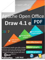 Apache Open Office Draw 4.1 eBook
