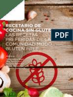 Recetario Sin Gluten Modo Gluten Free