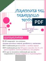 06 Alteraciones Del Desarrollo Motor - Practicante Beatriz Conde Covarrubias