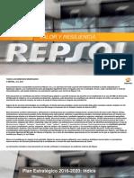 Plan Estrategico Repsol 2016-2020