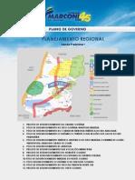 Plano de Governo de Marconi Perillo - Regional