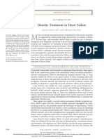 Diuretic Treatment in Heart Failure