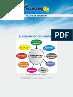 Plano de Governo de Marconi Perillo - Segmentado