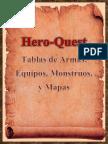 Armas , Mapas, y Tablas