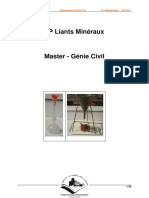 Tp- Liants Mineraux__ Master Bba