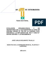 TDUEX 2016 Belmonte Trujillo