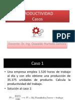 PRODUCTIVIDAD CASOS