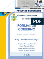 F. de Gobierno