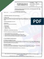 Informe CITEC UBB N°1441 - Ensayo Carga Horizontal Panel 114 mm