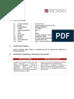 Ingles Tecnico II - Edificaciones