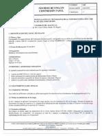 Informe CITEC UBB N°1442 - Ensayo Compresión Panel 114 mm