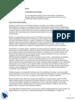 Antecedentes Del Constitucionalismo Apuntes Derecho Constitucional