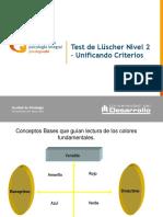 144995331 CLASE1 Test Luscher Nivel 2 Ppt