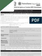 Tabela de Preco ABES-SP NotreDame - SISAN