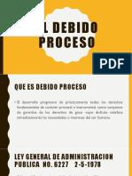 EL DEBIDO PROCESO 17-10-17.pptx