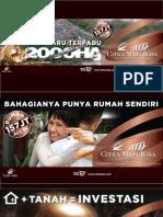 Presentasi Citra Maja Raya Nov 2017