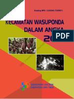 Kecamatan Wasuponda Dalam Angka 2016