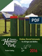 Outdoor Instruments Catalog