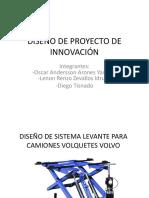 Diseño de Proyecto de Innovación