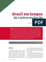 Brasil Em Tempos de Contrarrevolução