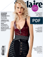 Marie Claire France 2014-11