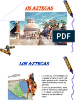 Sociedad Aztecas