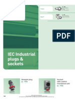 Legrand Catalogue 2012 Industrial Plugs Sockets